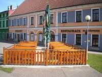 Apartmán ubytování v obci Kramolna