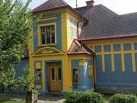 ubytování Heřmánkovice na chalupě k pronájmu