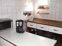 Kuchyně - chatky k pronájmu Náchod