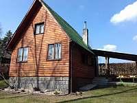 ubytování Chuchel na chatě