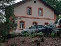 Borovnička ubytování 24 lidí  pronajmutí
