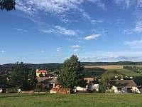 Pohled na Pecku - Borovnička