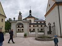 Zamek Kuks vylet vlackem - Borovnička