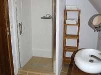 Apartmán III - sprch. kout