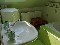 Horní koupelna - Hvězda u Kuksu