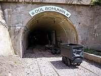 Důl Bohumír - Jívka u Adršpachu