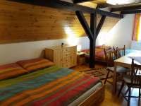 Pokoj č. 1 (2 x 2 lůžka) - Jívka u Adršpachu