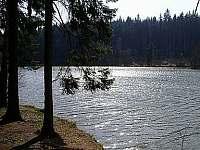 Přírodní koupaliště Kuprovka a Buchťák - Jívka u Adršpachu