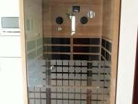 Sauna pro 3 osoby - Jívka u Adršpachu