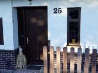 Vchod - Jívka u Adršpachu