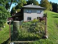 Chata k pronájmu - Žďárky Východní Čechy