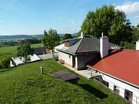 domek - zadní pohled