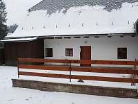 Borušov - Svojanov - chalupa k pronájmu - 16