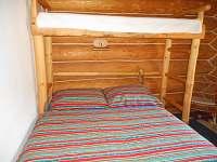 Dvou až třílůžkový pokoj s palandou v přízemí