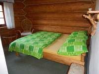 Dvoulůžkový pokoj v přízemí - Horní Radechová