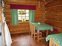 Kuchyňka s jídelnou - Horní Radechová