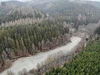 Maršovské údolí - pronájem chalupy Velké Petrovice