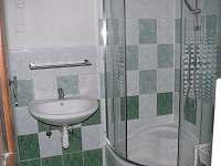 Koupelna - chalupa k pronajmutí Jarošov