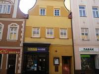 Apartmán na horách - okolí Janoviček