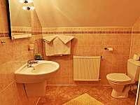 Koupelna - ubytování Benešov