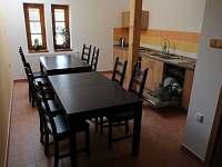 Kuchyňka v 1. patře