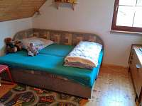1. dětský pokoj v podkroví
