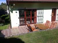terasa k odpočinku