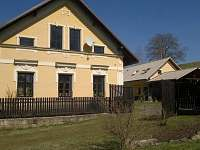 ubytování v Podkrkonoší Rodinný dům na horách - Hřibojedy-Hvězda