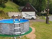 Venkovní bazén - Česká Metuje