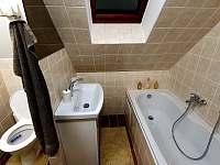 Koupelna 2 - Nahořany - Lhota