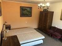 ložnice č 2 - chalupa k pronájmu Vítějeves