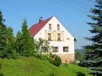 Chalupa ubytování v obci Kramolna
