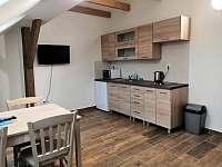 Apartmán -kuchyně - Karle