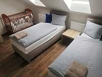 Apartmán s možností dětské postýlky - Karle