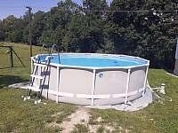 Venkovní bazén - Karle