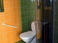 Koupelna - apartmán č. 1 - k pronajmutí Hlinsko v Čechách