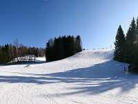 Ski areal Janovičky - Božanov