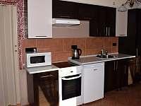 kuchyně - chalupa k pronájmu Provodov-Šonov