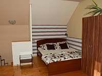 ložnice - chalupa ubytování Provodov-Šonov