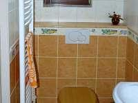 WC - chalupa k pronajmutí Provodov-Šonov