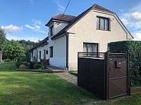 Apartmán ubytování v obci Chuchel