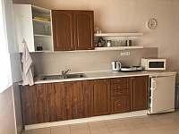 Vybavená kuchyň - pronájem apartmánu Vyžice - Slavkovice