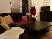 Adršpašské skály - Apartmán 33, obývací pokoj - ubytování Zdoňov