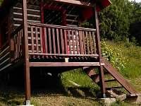 Domeček pro děti - chalupa ubytování Chlívce