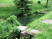 Rybníček pod chalupou - pronájem Chlívce