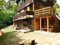 Chata k pronájmu - dovolená Ústeckoorlicko rekreace Rybník