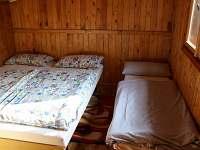 větší spací pokoj - Rybník