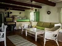 Velká místnost sedění - Stárkov - Bystré