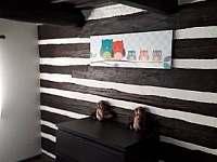 ložnice 1-2 lůžková v podkroví - Šonov