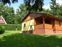 Chata ubytování v obci Dobrnice